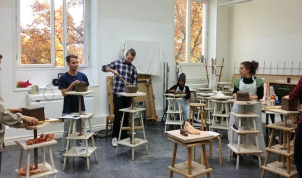 ETTELVA samarbetar med arkitektutbildning