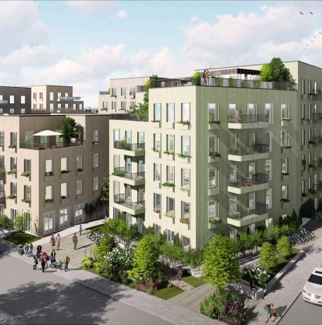 ETTELVA Arkitekter vinner markanvisningstävling i Uppsala