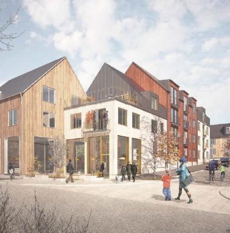 ETTELVA vinner markanvisningstävling i Vaxholm